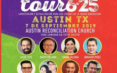 TOUR 625 CON DR. LUCAS LEY